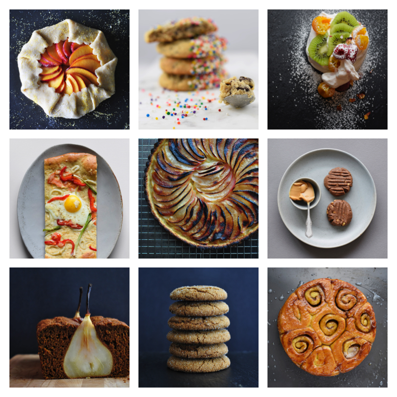 pastry collage 2